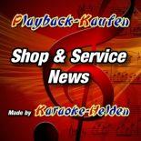 Playback-Kaufen-Musiker-Shop und Service News-