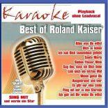 Best of Roland Kaiser - Karaoke -