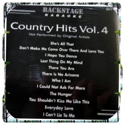 Backstage Karaoke 3017