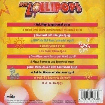 Lollipops - Kinderlieder - Karaoke2