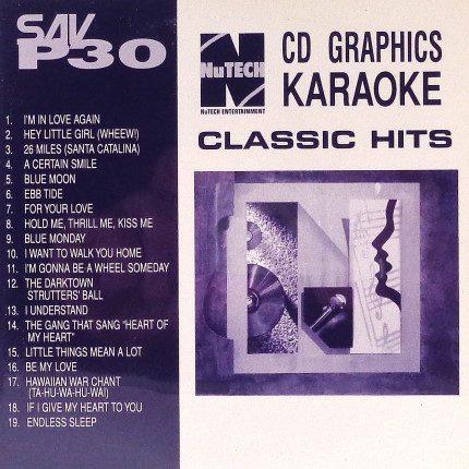 NuTech-P-30-Karaoke – Classic Hits - Front