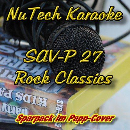 Nutech-P-27-Karaoke-Rock Classigs - CD+G