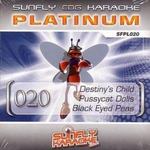 SUNFLY PLATINUM 020