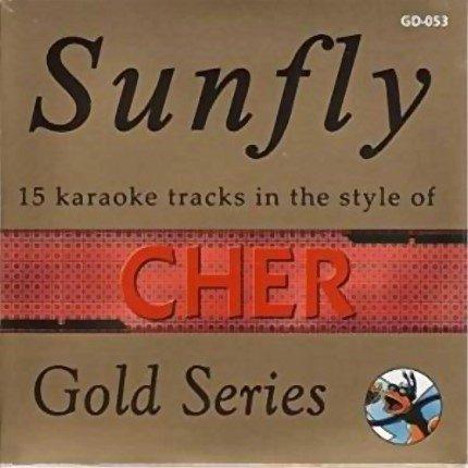 Sunfly Karaoke - Gold - Cher - GD-053