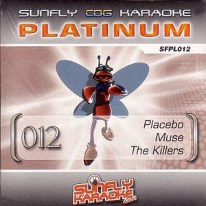 Sunfly Karaoke Platinum Series Volume 12