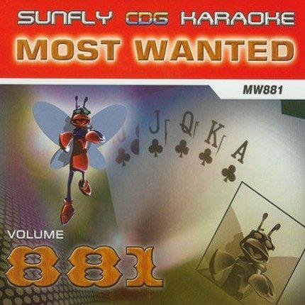 Sunfly Most Wanted 881 - Karaoke Playbacks