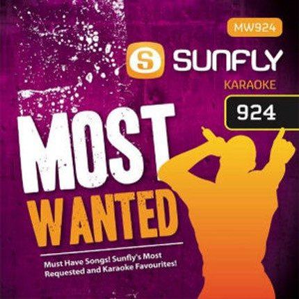 Sunfly Most Wanted 924 - Karaoke Playbacks