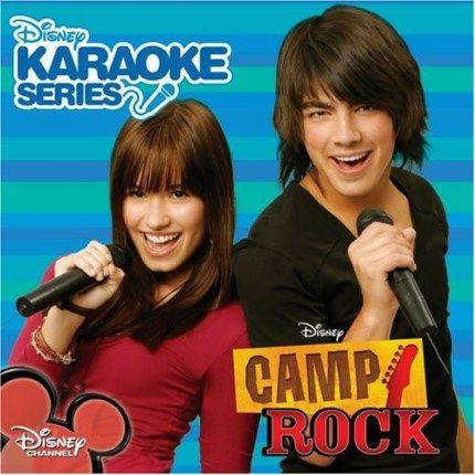 Disney Series - Camp Rock - Karaoke Playbacks - CD+G