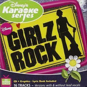 Disney's Karaoke Series - Disney Girlz Rock - Disney-Karaoke