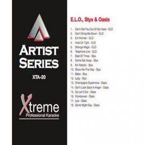 E.L.O. - STYX & OASIS - xta20 - Karaoke Playbacks