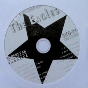 Eagles Karaoke CD+G Superstar Top Hits