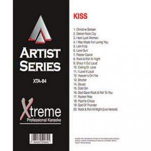 KISS - Karaoke Playbacks - xta84
