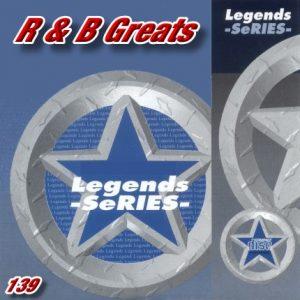 R & B Greats Karaoke Disc - Legends Series - Vol.139