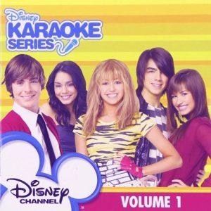 Vol.1-Disney Channel - Karaoke Playbacks - Front