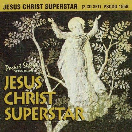 Jesus Christ Superstar - Karaoke Playbacks - PSCDG 1558 - CD-Front