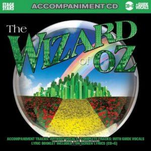 The Wizard of Oz - Karaoke Playbacks - CD+G