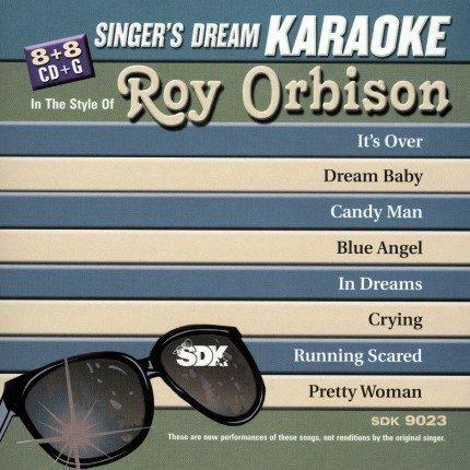 Best Of Roy Orbison - Karaoke Playbacks - SDK 9023