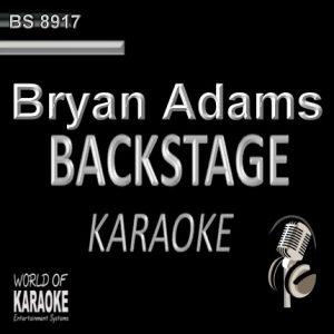Best of Bryan Adams – Karaoke Playbacks – BS 8917 - US-Kult-Rock
