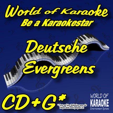 World-Of-Karaoke Präsentiert Deutsche Evergreens - Playbacks