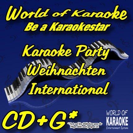 Weihnachten International - Karaoke - Playbacks - World Of Karaoke