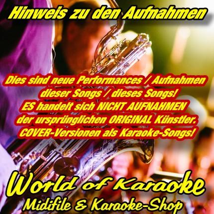 ELVIS PRESLEY VOL. 4 - XTA124 - Karaoke Playbacks zum absoluten Sonderpreis