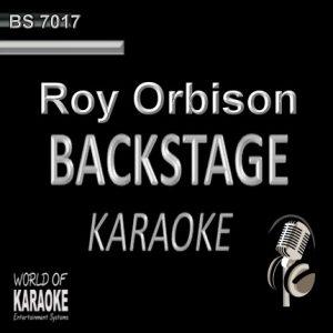 Roy Orbison – Karaoke Playbacks – BS 7017 - Top-Oldies